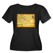 Chaco Canyon Map T