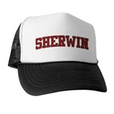 SHERWIN Design  Trucker Hat