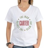 Carter Man Myth Legend Shirt