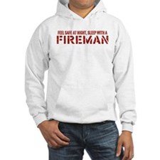 Feel Safe With A Fireman Jumper Hoody