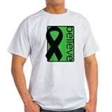 Green (Believe) Ribbon T-Shirt