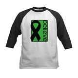 Green (Believe) Ribbon Tee