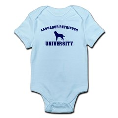 Lab University Infant Bodysuit