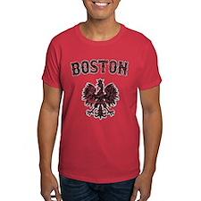 Boston Polish Eagle T-Shirt