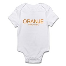 Oranje: Total Football Infant Bodysuit