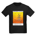 #69 Never sinned Kids Dark T-Shirt
