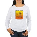 #69 Never sinned Women's Long Sleeve T-Shirt
