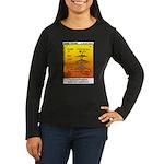 #69 Never sinned Women's Long Sleeve Dark T-Shirt