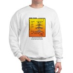 #69 Never sinned Sweatshirt