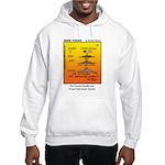 #69 Never sinned Hooded Sweatshirt