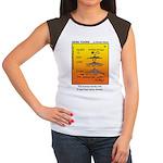 #69 Never sinned Women's Cap Sleeve T-Shirt