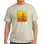 #69 Never sinned Light T-Shirt