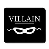 Villain Mousepad