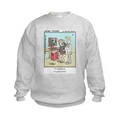 #78 Virus Kids Sweatshirt