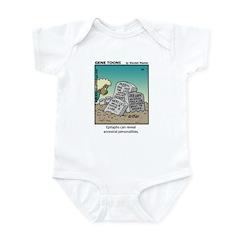 #84 Epitaphs Infant Bodysuit