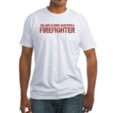 Feel Safe With A Firefighter Shirt
