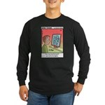 #89 Spell out terms Long Sleeve Dark T-Shirt