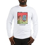 #89 Spell out terms Long Sleeve T-Shirt