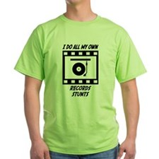 Records Stunts T-Shirt