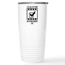 Quality Assurance Engineering Stunts Thermos Mug