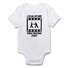 Public Relations Stunts Infant Bodysuit