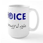 Choice Large Mug