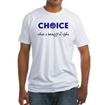 Choice Fitted T-Shirt