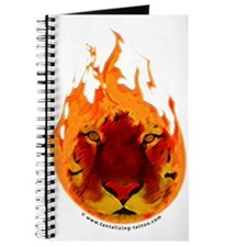 Tiger Flame Journal
