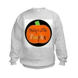 Daddy's Little Pumpkin Sweatshirt