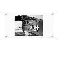 US NAVY FLYING BOAT Banner