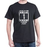 Plumbing Stunts T-Shirt