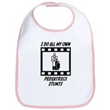 Pediatrics Stunts Bib