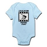 Paintball Stunts Onesie