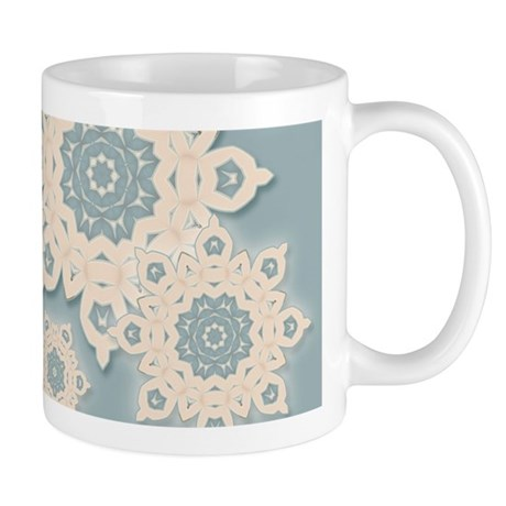 Chic Boutique Snowflake Mug