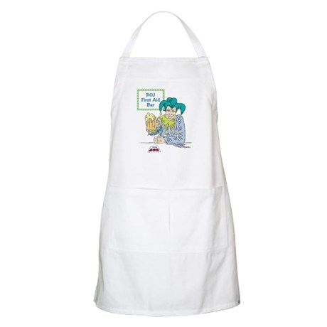 Jesters First Aid BBQ Apron