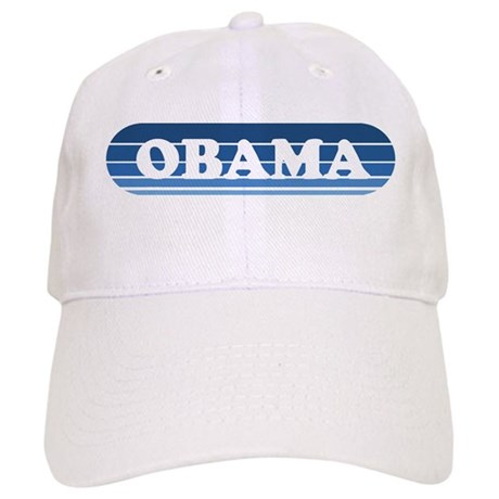 Retro Obama Cap