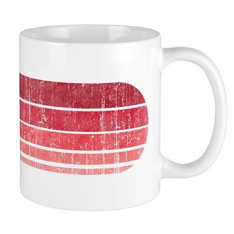Obama (retro red) tshirts, bu Mug