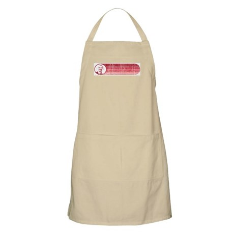 Obama (retro red) tshirts, bu BBQ Apron