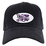 Beat Box Girl P Baseball Hat