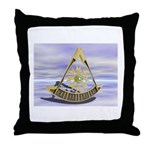 Past Master Throw Pillow