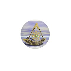 Past Master Mini Button (100 pack)