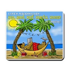 Life's Necessities Mousepad