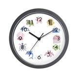 Ocean Kids Wall Clock