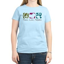 Peace, Love, Adoption T-Shirt