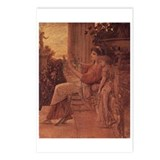 Klimt's Sappho Postcards (Package of 8)