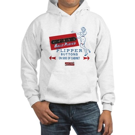 "Gottlieb® ""Flipper Girl"" Hooded Sweatshirt"