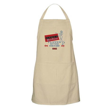 "Gottlieb® ""Flipper Girl"" BBQ Apron"