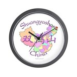 Shuangyashan China Wall Clock