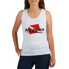 No Fear Dive Flag Women's Tank Top