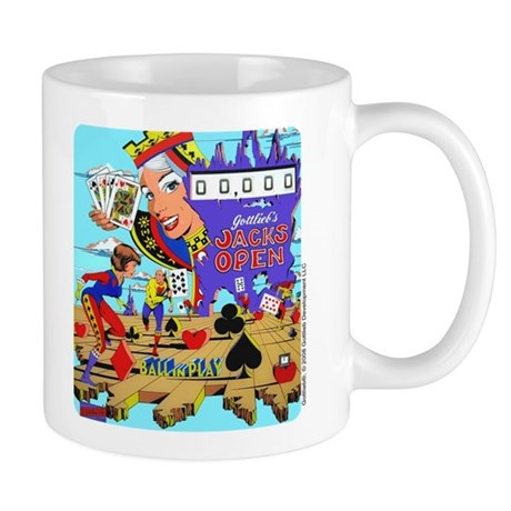 Gottlieb&reg; &quot;Jacks Open&quot; Mug